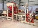 Fully Automatic Fly Ash Brick Making Machine, Total Power: 30 Hp