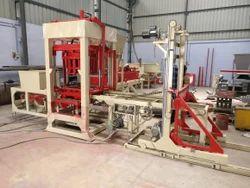 Fully Automatic Fly Ash Brick Making Machine