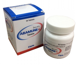 Abamune-L Tablets, Abacavir   lamivudine