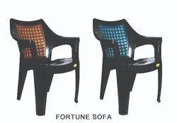 Fortune Sofa Plastic Chair
