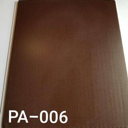 Plain Brown Wall Panel