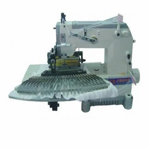 Fitpack Pintuck Machine, Max Sewing Speed: 2000-3000 (stitch/min), Automatic Grade: Semi-Automatic