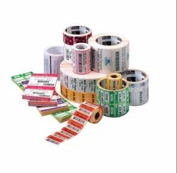 Self Adhesive Label Stock