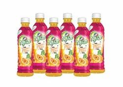 NjuZe Yellow Passion Fruit Drink, Packaging Size: 350 ml