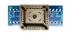 PLCC32 Adapter