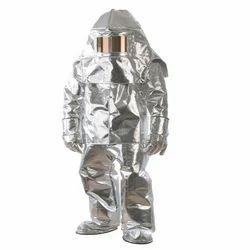 Aluminized Kelvar Fire Proximity Suit