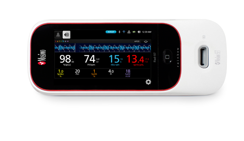 Pulse Oximeter - Masimo Rad-97 Pulse Oximeter Wholesaler from Mumbai