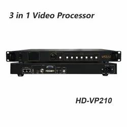 HD-VP210 LED Video Processor