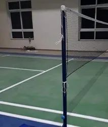 Fixed Type Badminton Pole