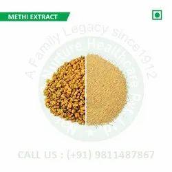 Methi Extract (Trigonella Foenum-Graecum, Fenugreek, Hulba, Hilbeh, Solinji)