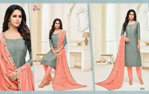 86855bdb97 Angroop Presents Fancy Collection Salwar Suits at Rs 675 /piece ...