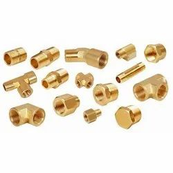 Brass Pipe Fitting, Size: 3 inch-10 inch