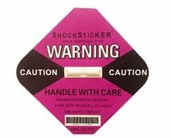 Shock Indicator Labels
