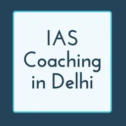 IAS Coaching Services in India