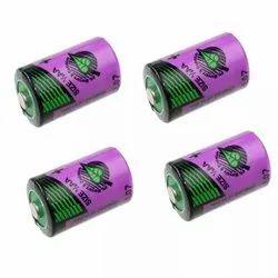 Tadiran Battery TL-5902 3.6V 1/2AA Lithium Battery