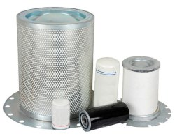 Air Oil Filters for Atlas Copco Compressors
