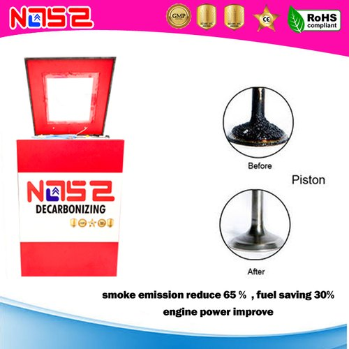 Motor Carbon Cleaning Machine
