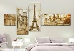 Canvas Decorative Wall Frame, Packaging Type: Ruber And Foam
