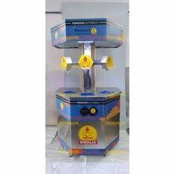 18 Liter Automatic Pani Puri Making Machine