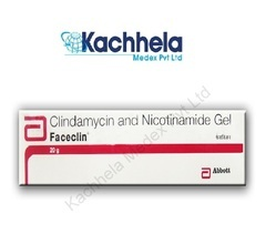 Faceclin 20gm Gel