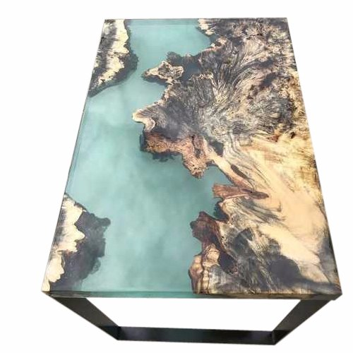 Epoxy Resin Dining Table