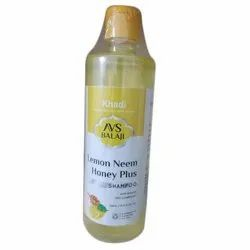 Khadi Herbal Kahdi Lemon Neem Shampoo for Personal, Packaging Size: 210 mL