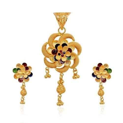 Gold Ring Girls Sone Ki Angoothi Divya Gold & Jewellery Works