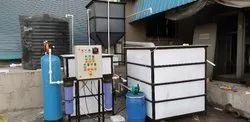 Pharmaceutical Industry Industrial Effluent ETP Plant, Pan India, 100 m3/hour