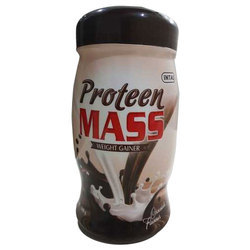 Protein Mass Weight Gainer, Packaging Size: 500 G