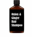 Unisex Herbal Onion And Ginger Hair Fall Control Shampoo