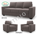 5 Seater Sofa Set (3 1 1) With Free Delivery &amp Installation.