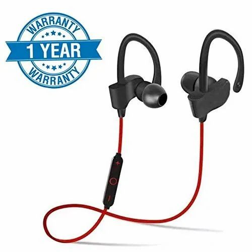ac116712386 In The Ear QC-10 Black Sports Jogger Bluetooth Headset Mic, Rs 300 ...