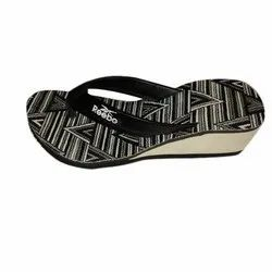 7aee1c021 Daily Wear Black Ladies EVA Flip Flop Slippers