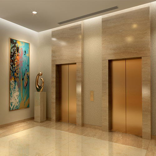 Hotel Passenger Lift Capacity 6 8 Persons Rs 400000