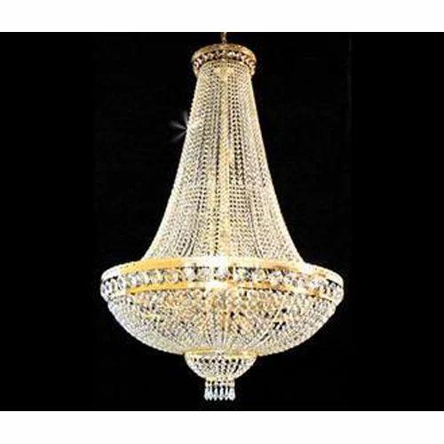 Led Ceiling Chandelier Light Rs 2200