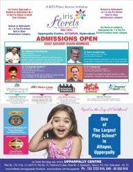Irisflorets Upperpally Schools Attapur Summer Camp