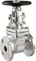 SS Gate Valve Flanged End