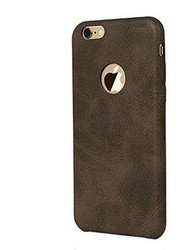 online retailer ea5ae 6426d Bob Series Leather Back Cover Case for Apple iPhone 5 5S