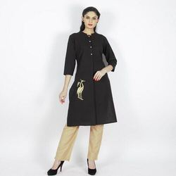 Women's Ethnic Straight Fit Kurti