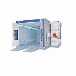 Spray Booth & UV Curing Equipment