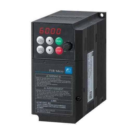 Fuji Electric FVR Micro Low Voltage Drive, FVR-AS1S