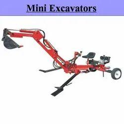 5 HP Mini Excavators