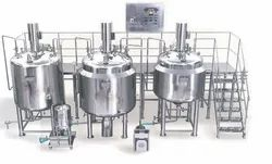 Liquid / Sugar Syrup Manufacturing Plant