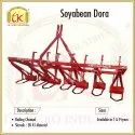 Available In 7&9 Tynes Railing Type Soyabean Dora Drum Model 9tynes Cultivator, Adjustable