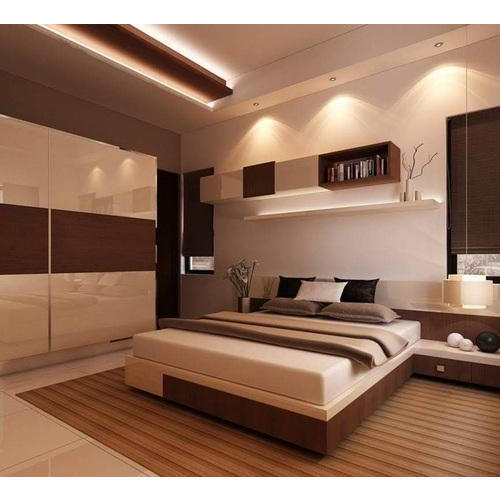 Customized Bed Furniture At Rs 40000