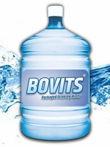 Bovits 20 Liter Packaged Drinking Water