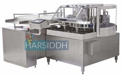 Automatic Vertical Rotary Ampoule Washer