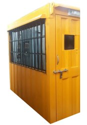 Control Room Portable Cabin