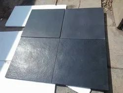 Kadappa Black Leather Finished Stone