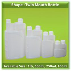 Jyoti Chemical, Nashik - Manufacturer of Twin Neck Bottles and